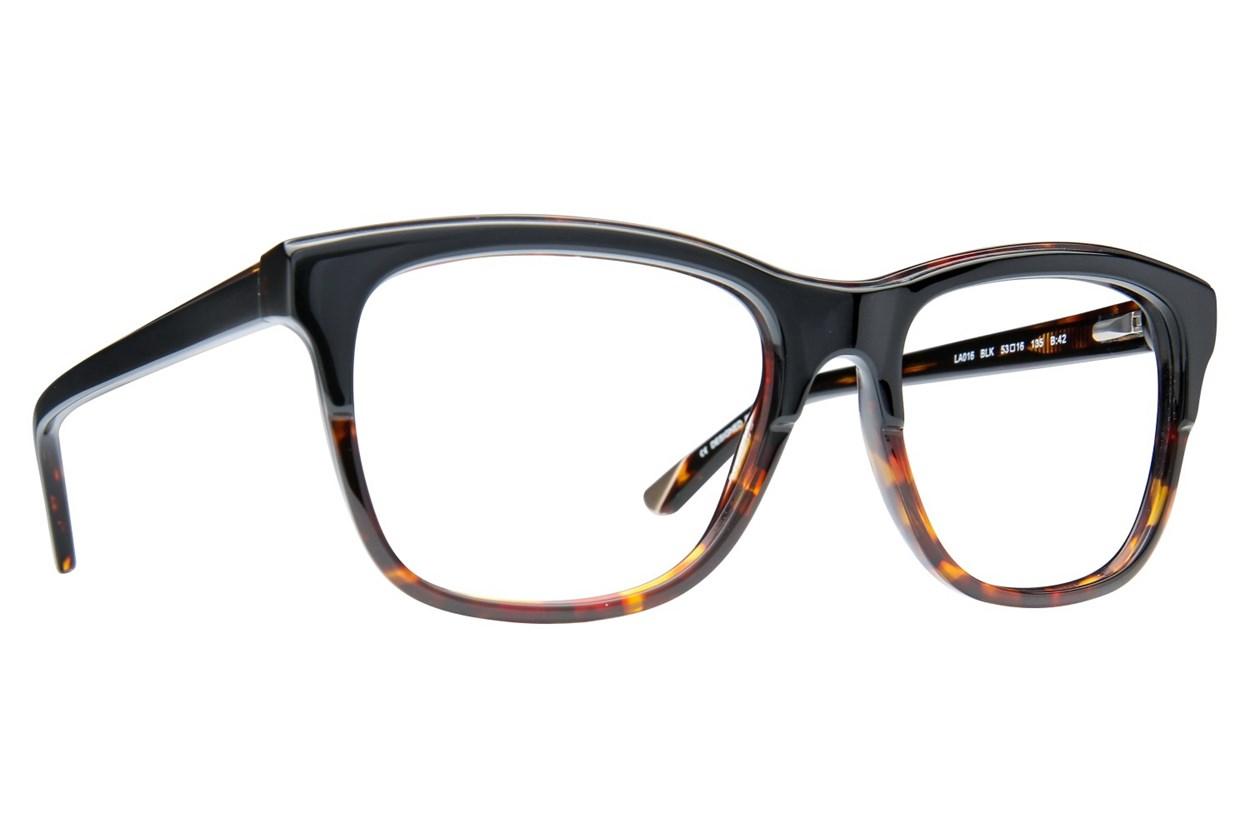 L.A.M.B. By Gwen Stefani LA016 Black Eyeglasses