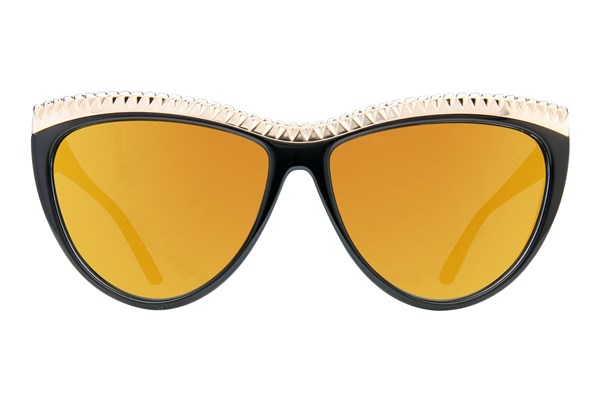 L.A.M.B. By Gwen Stefani LA500 Sunglasses - Black