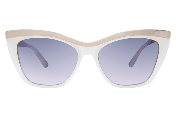 L.A.M.B. By Gwen Stefani LA507 Sunglasses - White