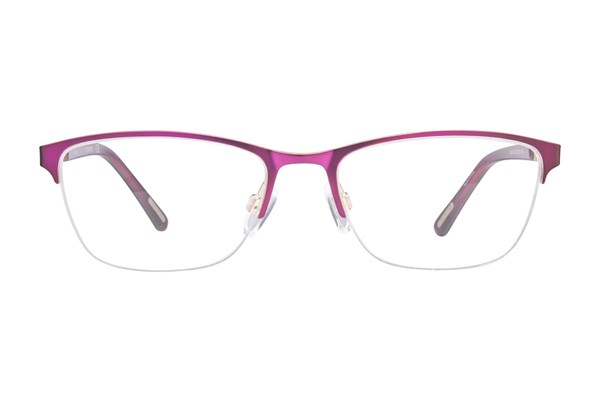 Covergirl CG0533 Purple Eyeglasses