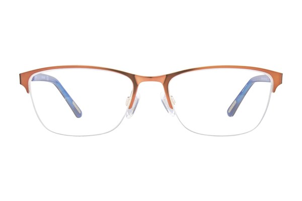 Covergirl CG0533 Eyeglasses - Brown