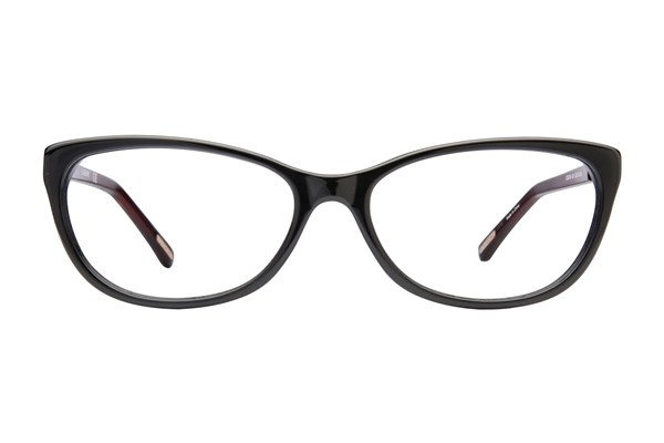 Covergirl CG0534 Eyeglasses - Black