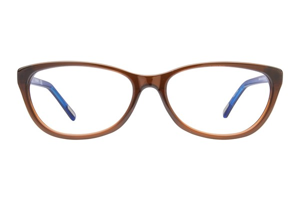 Covergirl CG0534 Brown Eyeglasses