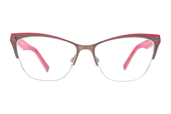 Dsquared2 DQ5183 Eyeglasses - Brown