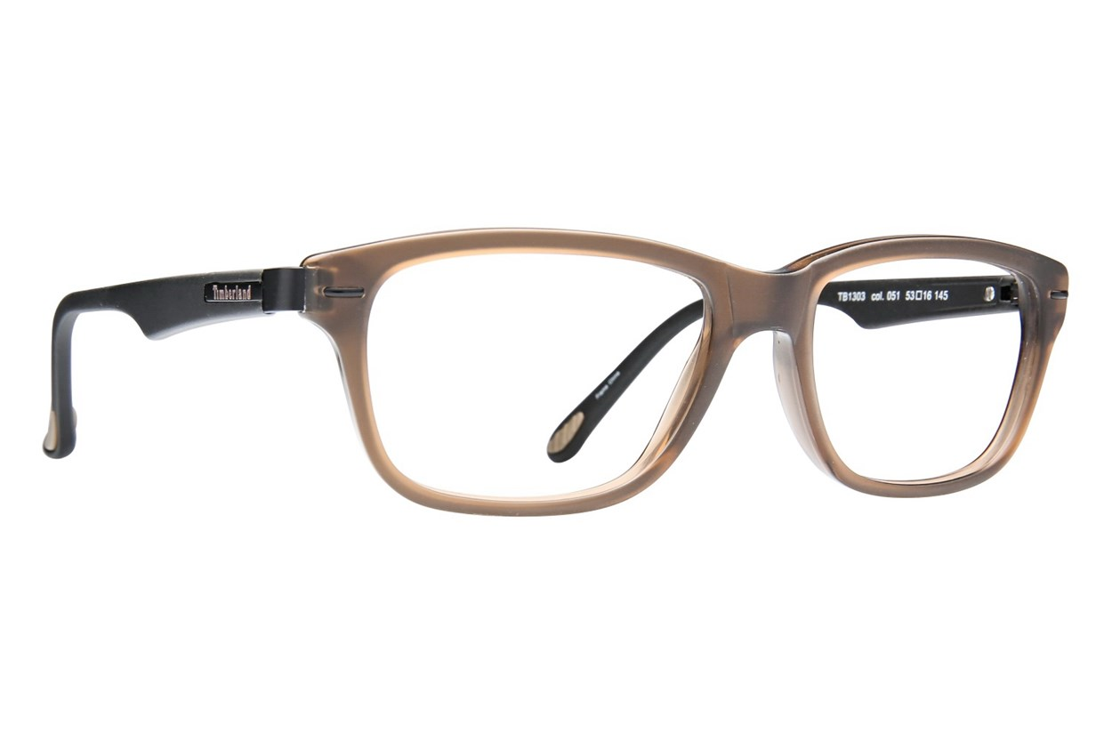 Timberland TB1303 Brown Eyeglasses