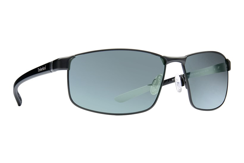 Matte Black/Green Polarized