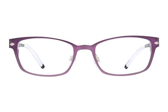 Kenneth Cole Reaction KC0740 Purple Eyeglasses