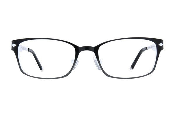 Kenneth Cole Reaction KC0740 Black Eyeglasses