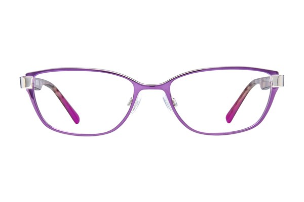 Kenneth Cole Reaction KC0758 Eyeglasses - Purple
