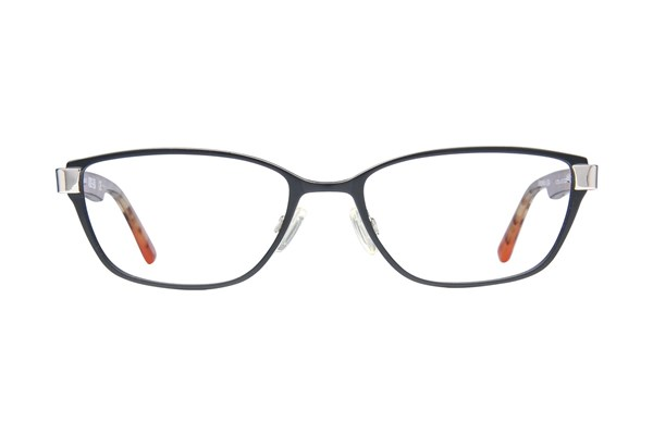 Kenneth Cole Reaction KC0758 Black Eyeglasses