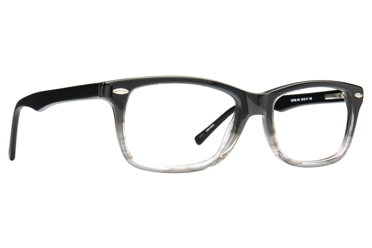 Kenneth Cole Reaction KC0760 Eyeglasses - Black