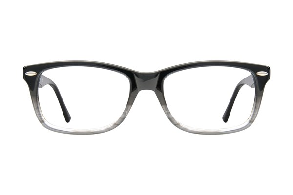 Kenneth Cole Reaction KC0760 Black Eyeglasses