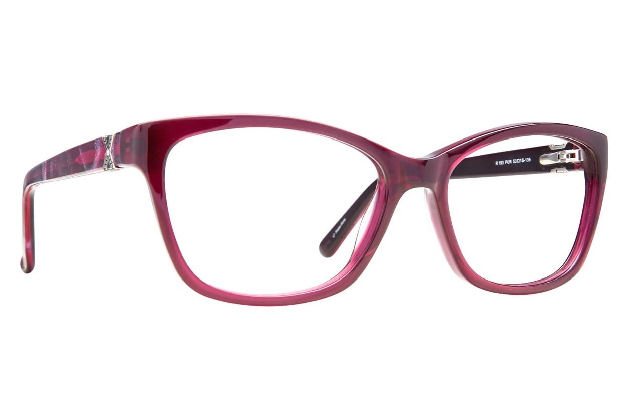 Rampage R 193 Purple Eyeglasses