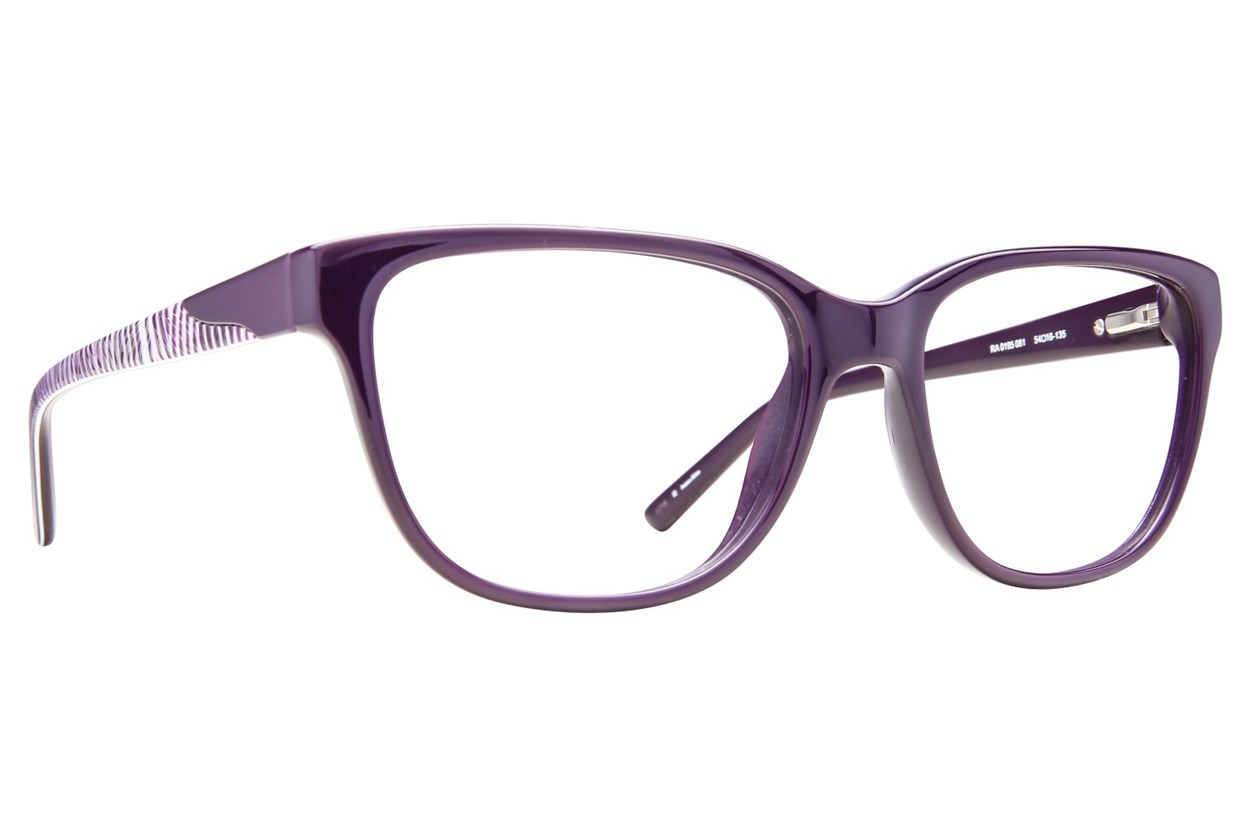 Rampage R 195 Purple Eyeglasses