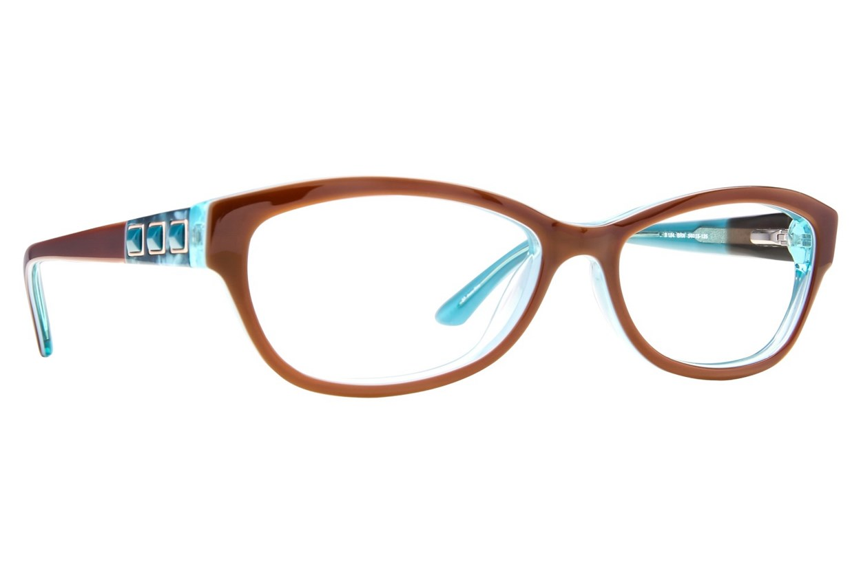 Rampage R 184 Brown Eyeglasses