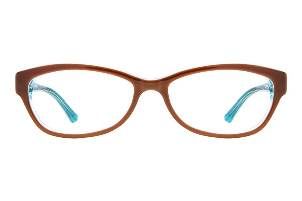 Rampage R 184 Brown Eyeglasses