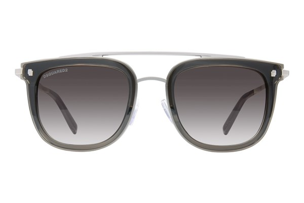 Dsquared2 DQ0201 Sunglasses - Gray