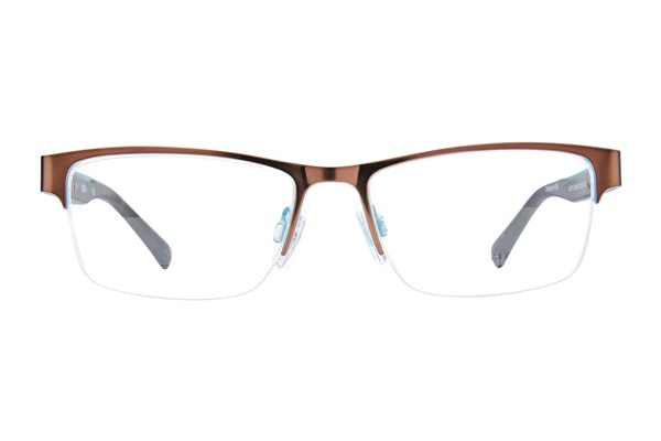 Kenneth Cole Reaction KC0772 Brown Eyeglasses