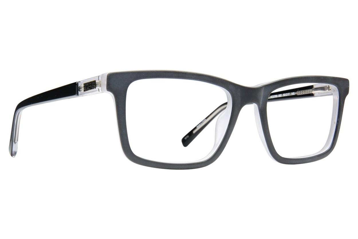 Kenneth Cole Reaction KC0780 Black Eyeglasses