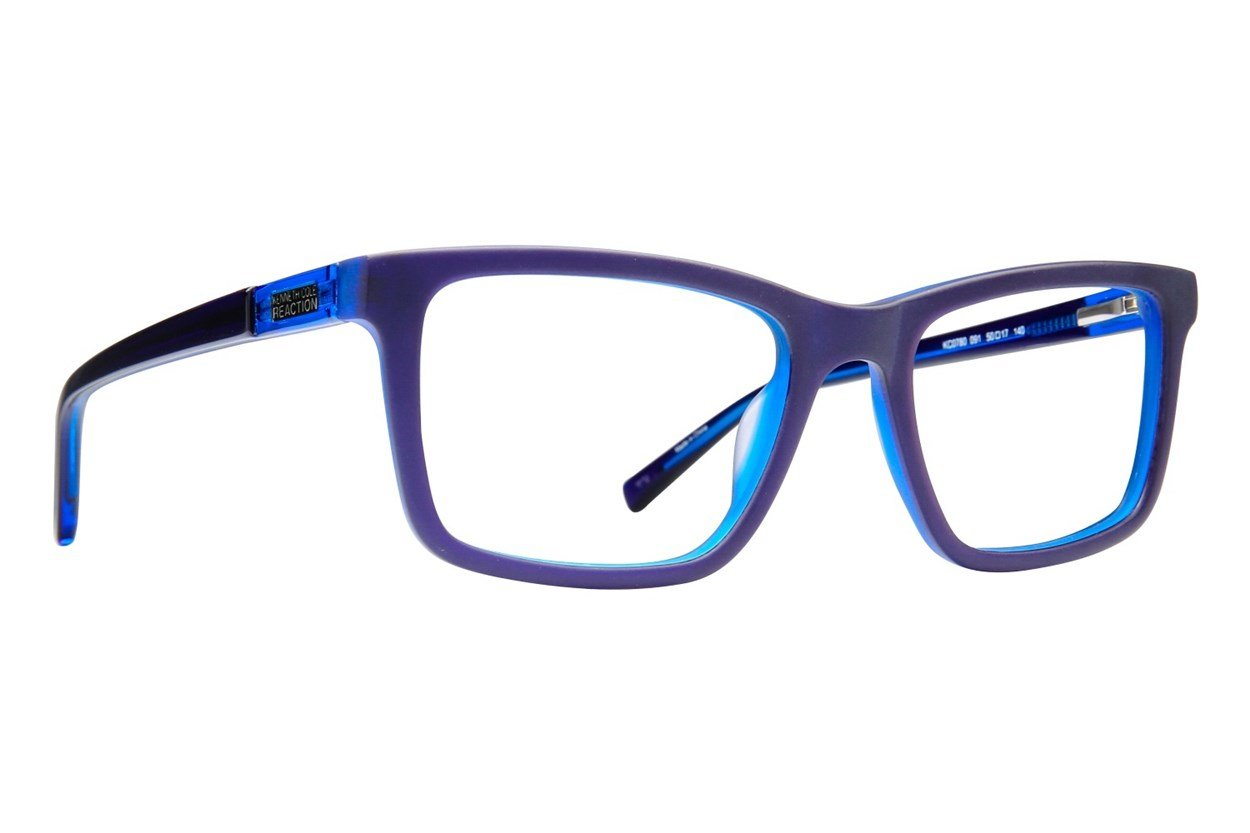 Kenneth Cole Reaction KC0780 Blue Eyeglasses