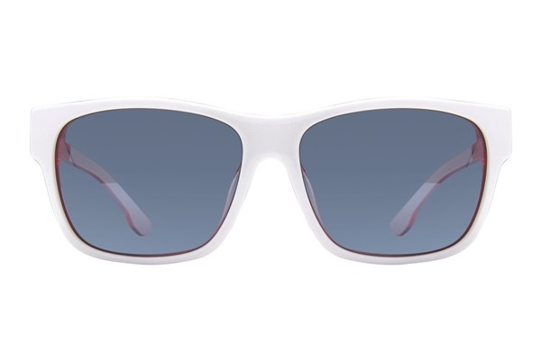 Diesel DL 0012 Sunglasses - White