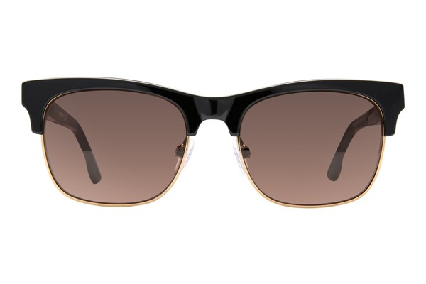 Diesel DL 0118 Sunglasses - Black