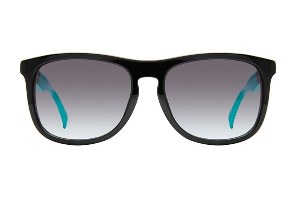 Diesel DL 0162 Sunglasses - Black
