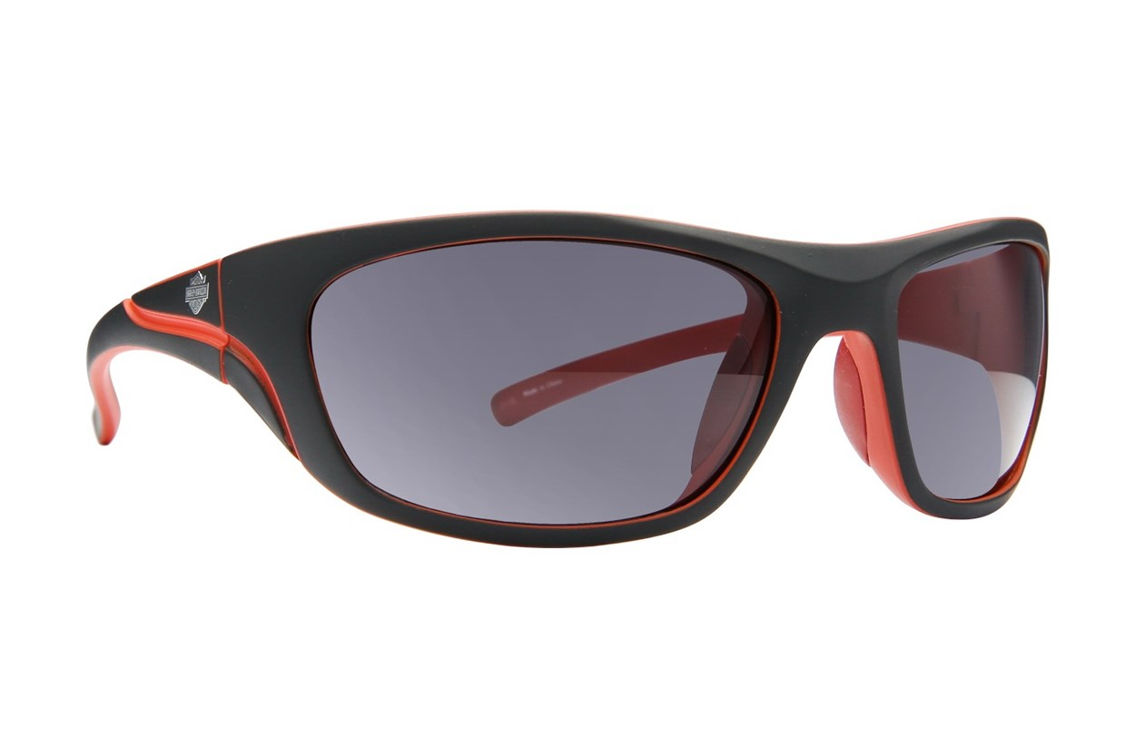 Harley Davidson HD 903X Black Sunglasses