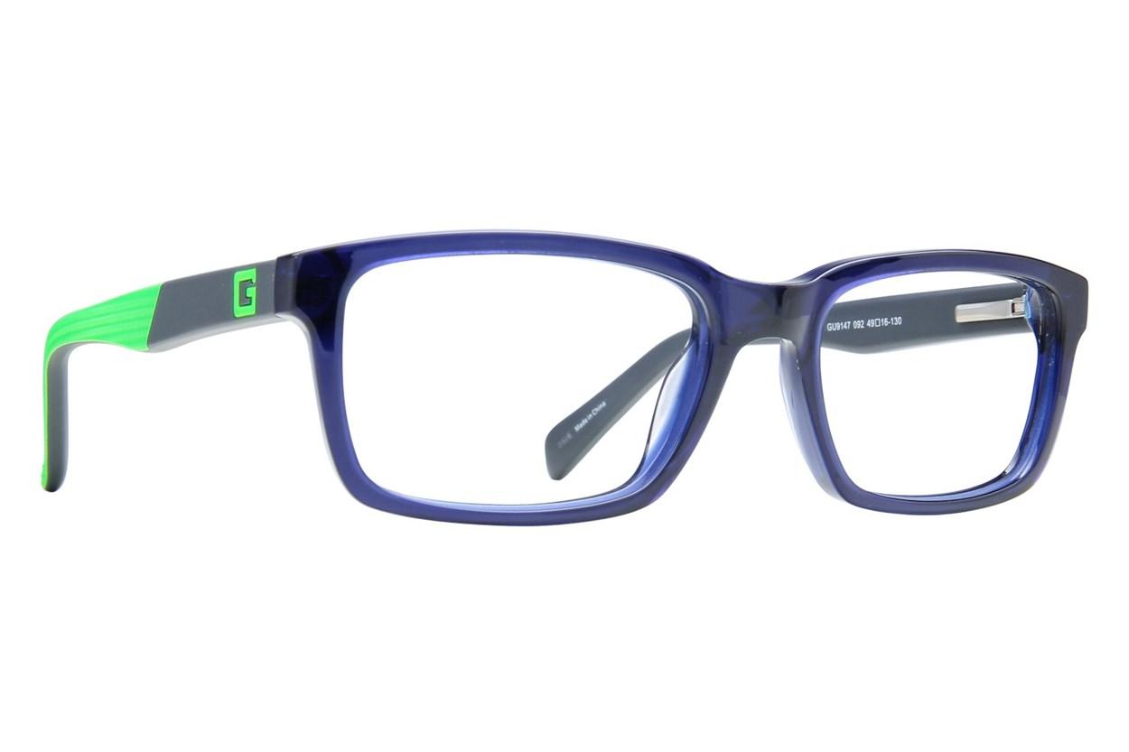 GUESS GU 9147 Blue Eyeglasses