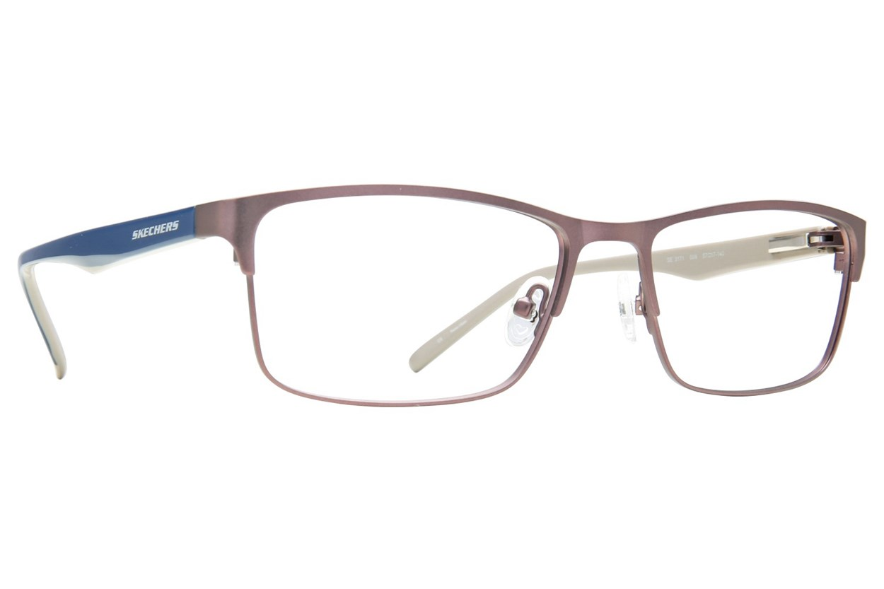 Skechers SE 3171 Eyeglasses - Gray