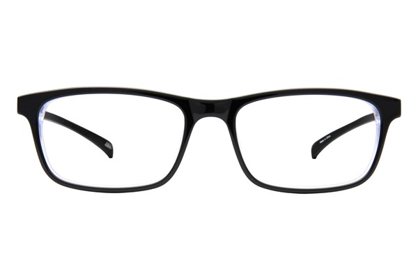 Skechers SE 3180 Eyeglasses - Black