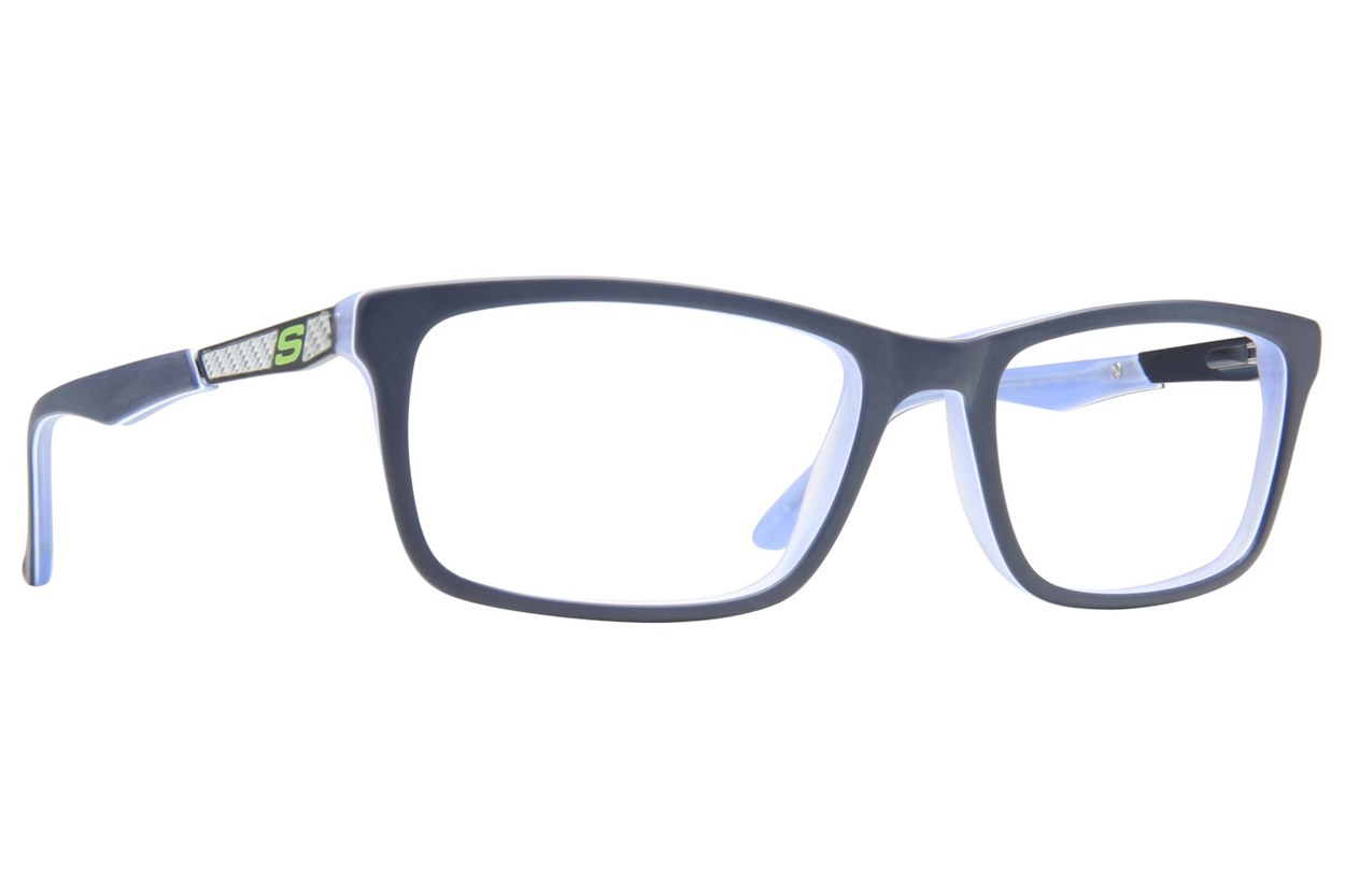 Skechers SE 3165 Eyeglasses - Blue