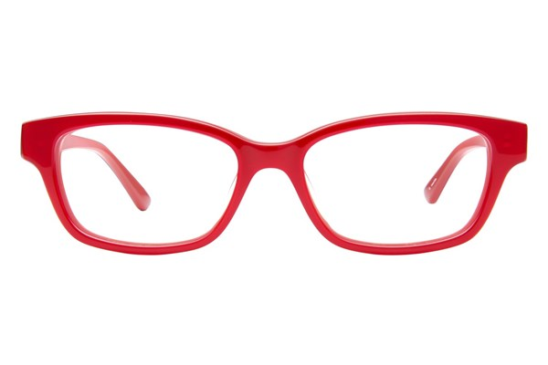 Candie's Gisele Eyeglasses - Red