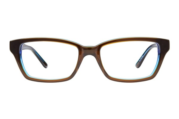 Candie's Zuma Eyeglasses - Brown