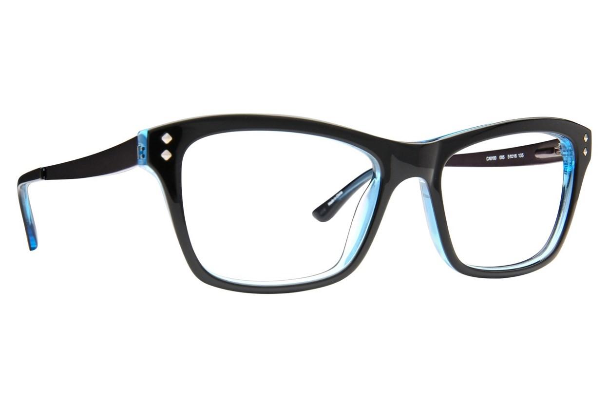 Candie's CA0100 Black Eyeglasses