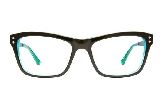 Candie's CA0100 Brown Eyeglasses