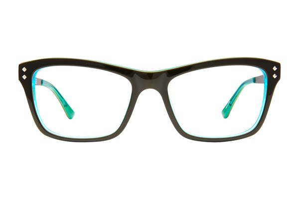 Candie's CA0100 Brown Eyeglasses