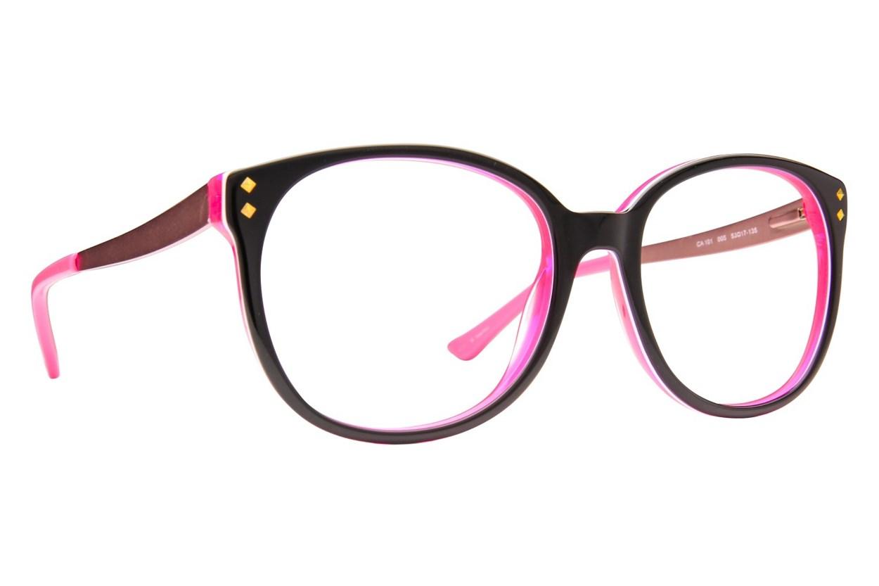 Candie's CA0101 Black Eyeglasses
