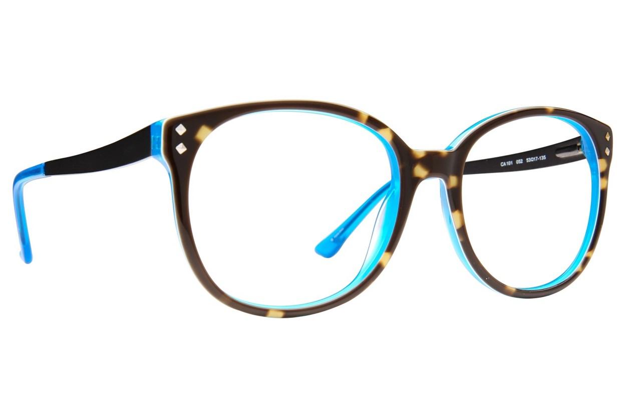 Candie's CA0101 Tortoise Eyeglasses