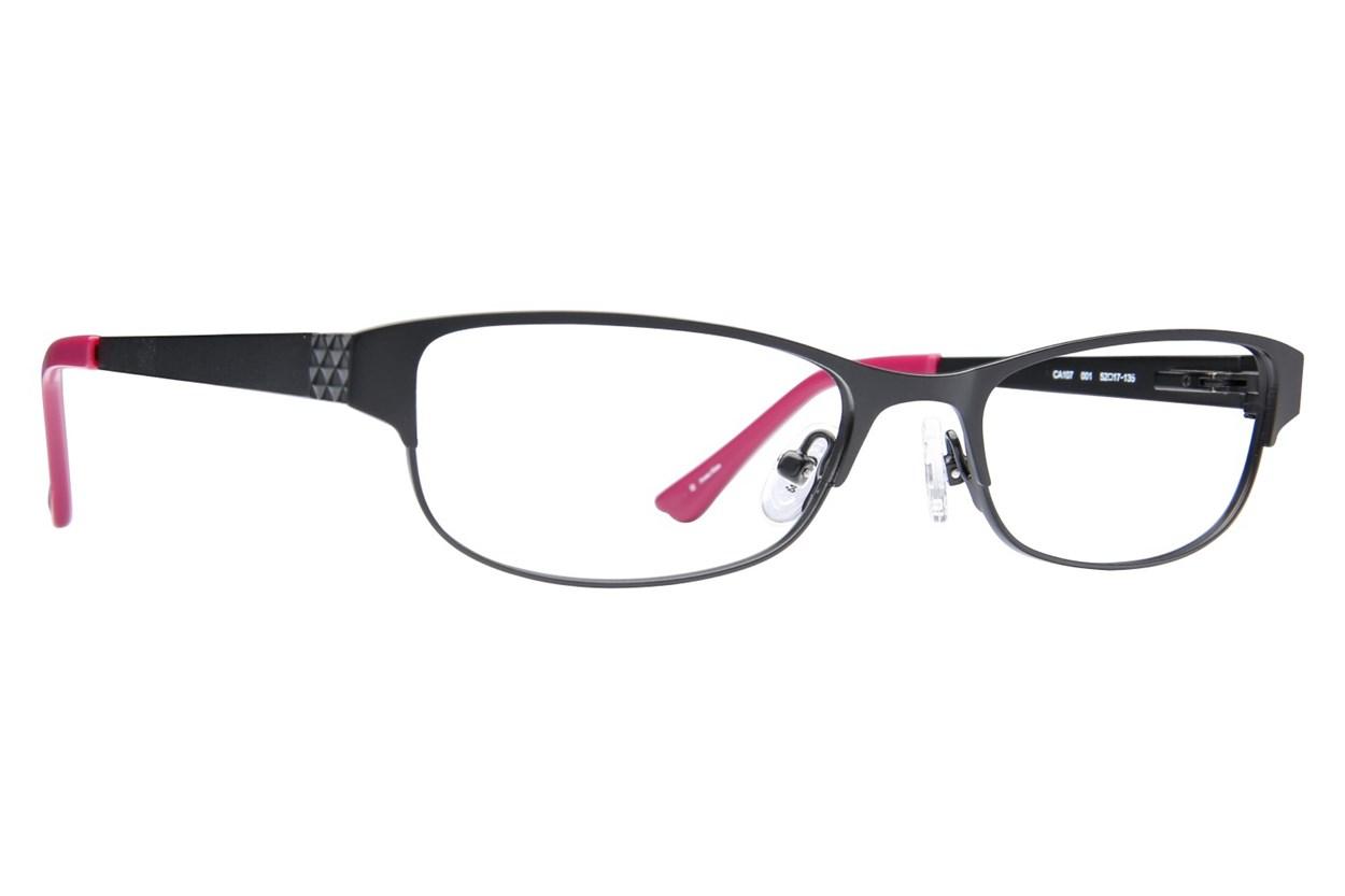 Candie's CA0107 Black Eyeglasses