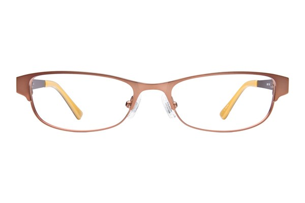 Candie's CA0107 Brown Eyeglasses
