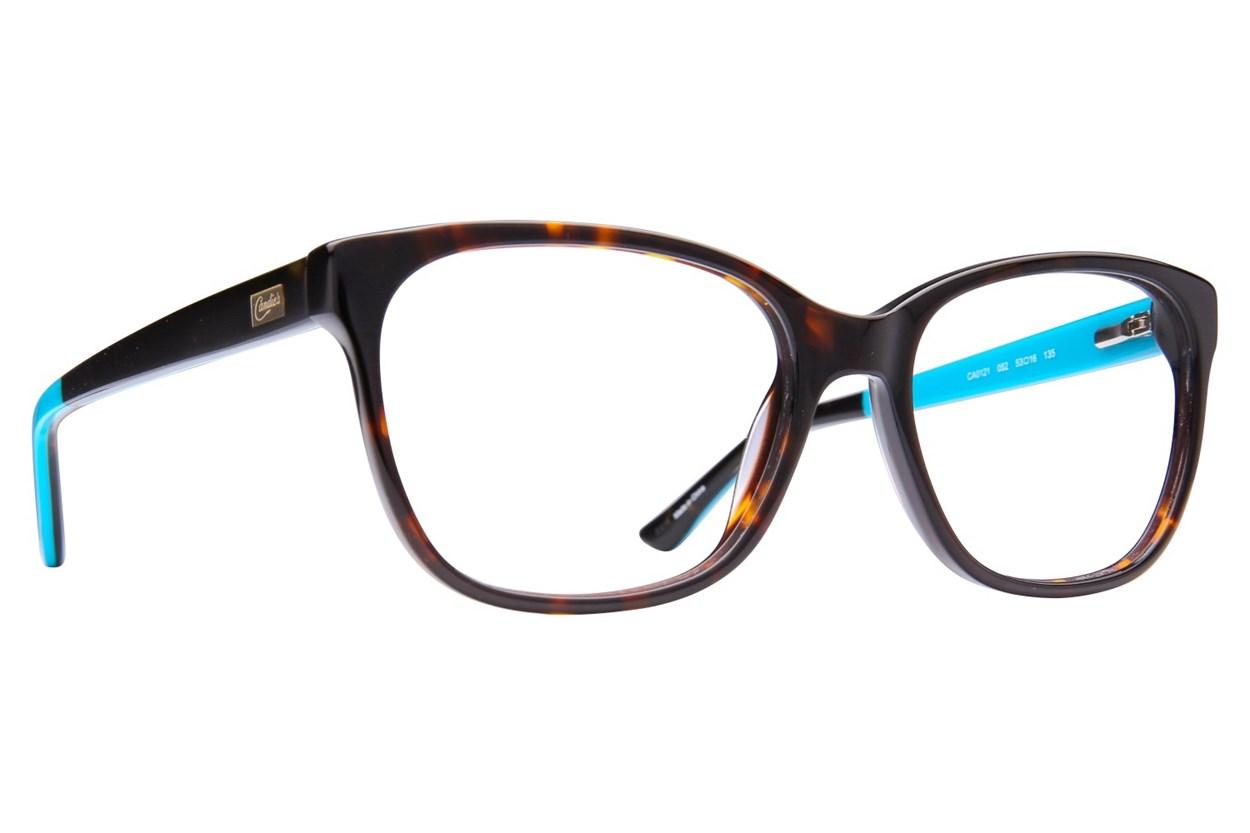 Candie's CA0121 Tortoise Eyeglasses