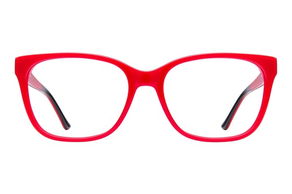 Candie's CA0121 Red Eyeglasses