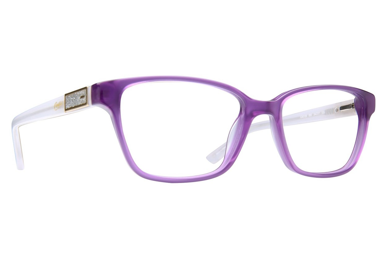 Candie's CA0129 Purple Eyeglasses