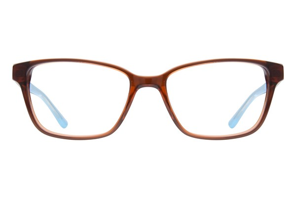 Candie's CA0129 Brown Eyeglasses