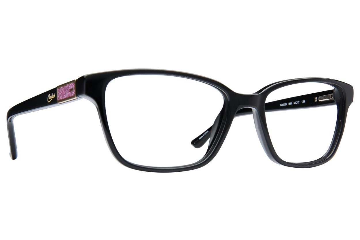 Candie's CA0129 Black Eyeglasses