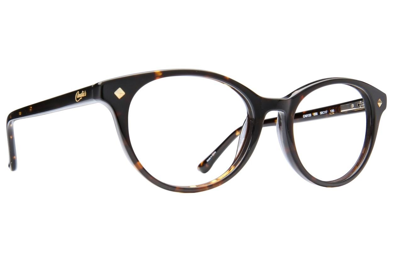Candie's CA0133 Tortoise Eyeglasses