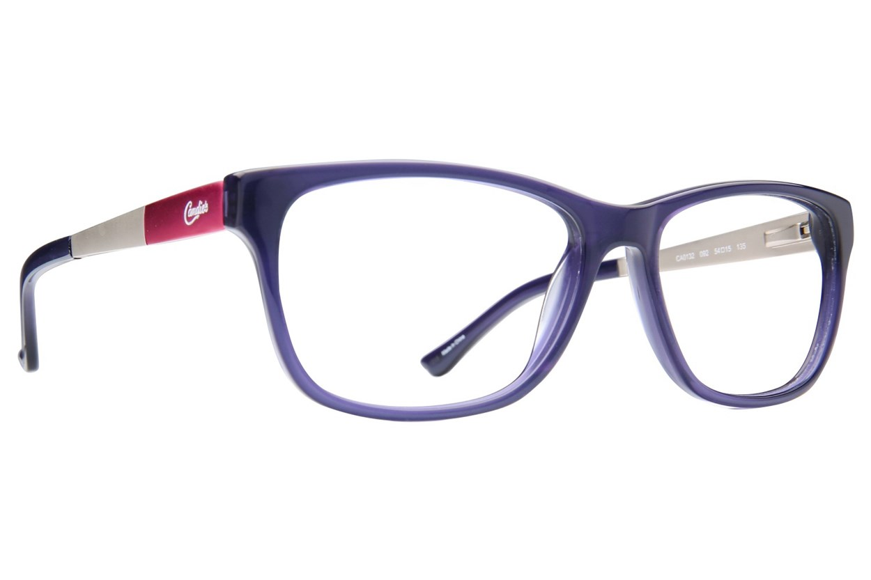 Candie's CA0132 Blue Eyeglasses