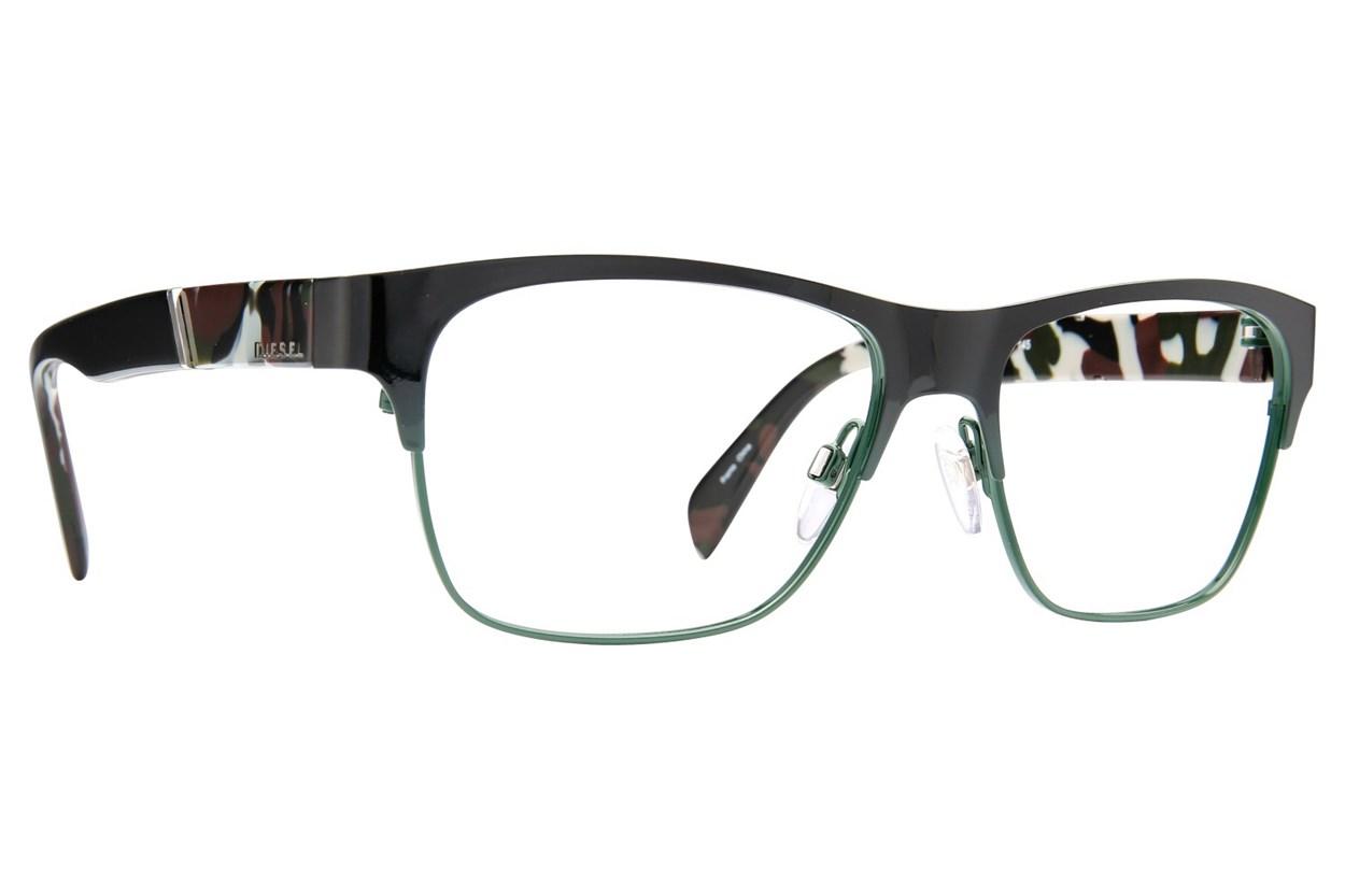 Diesel DL 5093 Black Eyeglasses