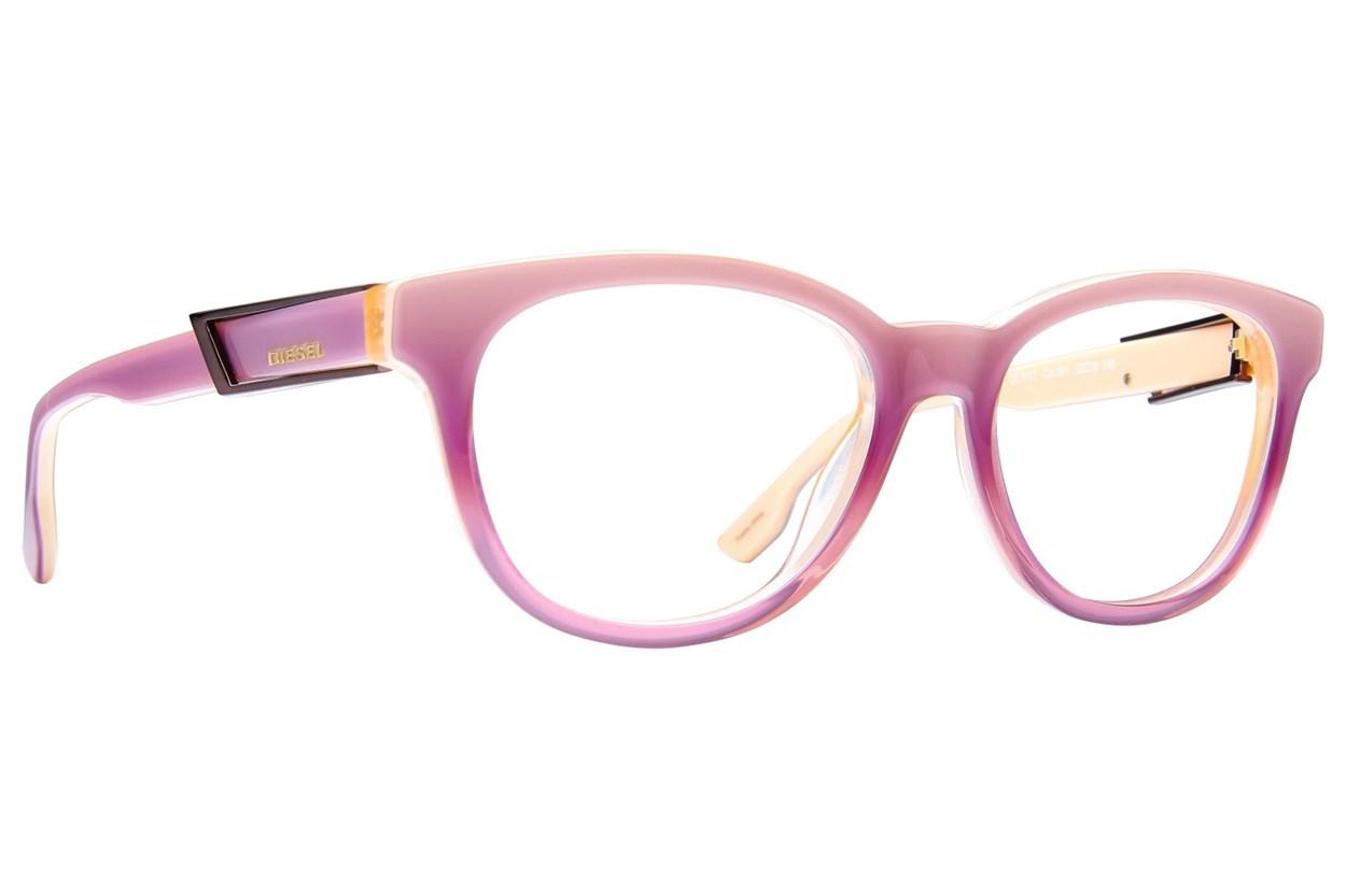 Diesel DL 5112 Purple Eyeglasses